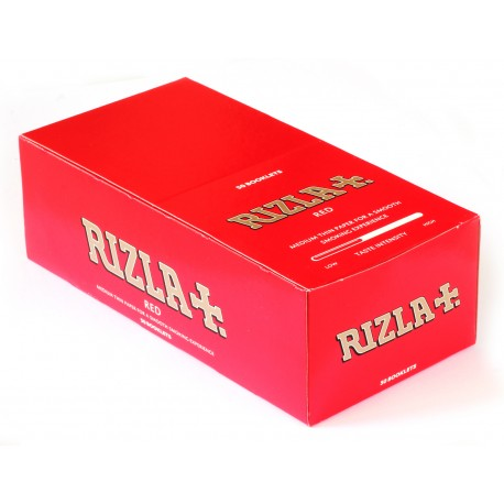 Rizla Red regular x 50 (70mm)