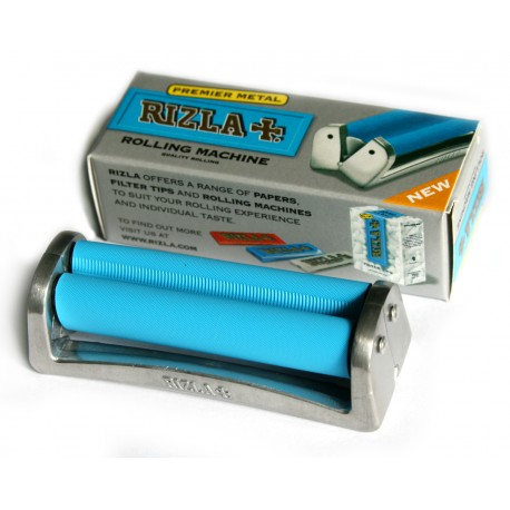 SIGARETIKEERAJA RIZLA REGULAR  (METALL) 70mm