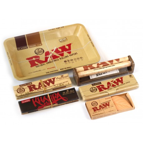 RAW Tray Cigarette making Kit