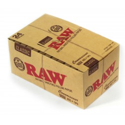 RAW Classic Single Wide 68mm Connoisseur Rolling paper