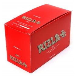 Rizla Red regular x 100 (70mm)