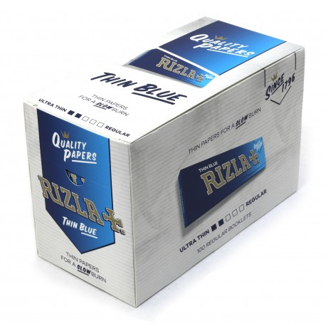 Rizla Red regular x 100 (1 karp)